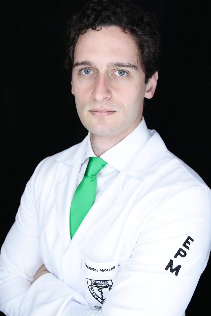 Dr Alexander Morrell Jr